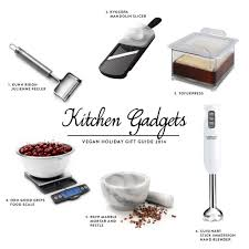 Kitchen Gadget Gift Vegan Holiday Gift Guide 2014 Giveaway Vegan Miam