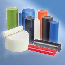 JK <b>White</b>/<b>Black</b>/Blue/Red/Yellow <b>Nylon</b> Rods, Rs 250 /kilogram | ID ...