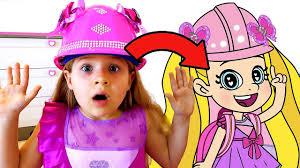 Diana and Roma <b>New Cartoon</b> Story for Kids - YouTube