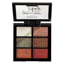 Палетка <b>пигментов</b> `<b>NYX PROFESSIONAL MAKEUP</b>` LOVE LUST ...