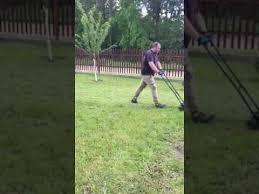 Механическая <b>газонокосилка BOSCH AHM</b> 30 - YouTube