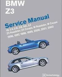 bmw z3 1996 2002 bentley service repair manual bmw z3 1996 2002