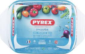 """<b>Блюдо</b> для запекания <b>Pyrex</b> """"<b>Irresistible</b>"""", прямоугольное, 31 х 20 см"""
