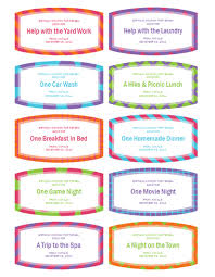 Coupon Book Template - jdsbrainwave 465 x 600 211 kB png Birthday Gift Coupon Templates Printable y7uNEQmJ