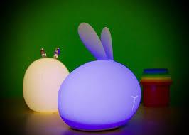 Мягкие зайцы для спальни: обзор <b>светильников Rombica LED</b> ...