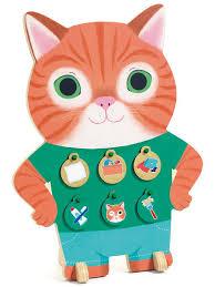 <b>Игра</b> Получи медальку Котик <b>DJECO</b> 6146548 в интернет ...