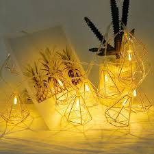 FS <b>Creative Strings Light Lamp</b> 30 <b>LED String</b> Fairy Party <b>Light</b> Ty ...