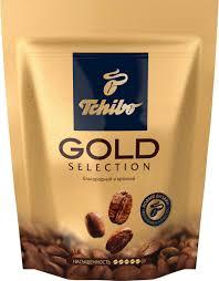 <b>Tchibo Gold</b> Selection <b>кофе растворимый</b>, 75 г — купить в ...