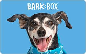 BarkBox eGift Cards - Delivery & Subscriptions   eGifter