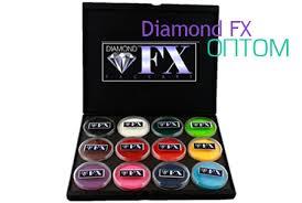 <b>Набор 12</b> красок <b>Diamond</b> FX в кейсе