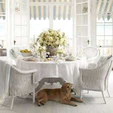 wooden furniture white awesome wicker