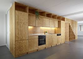 plywood decor