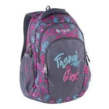 Школьный рюкзак <b>Pulse</b> Teens <b>Fashion Girl</b> 121448