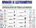 Arreglo electrodomesticos madrid