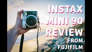 Impressive Instant <b>Film</b> Camera: Review of <b>Instax Mini</b> 90 from <b>Fujifilm</b>