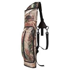 G4Free <b>Archery</b> Deluxe <b>Canvas</b> Back Arrow Quiver Hunting Target ...