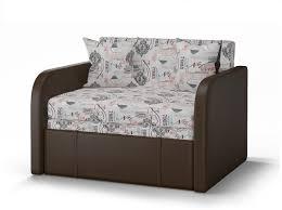 <b>Детский диван Томас</b> Hotel/Reex brown к/з купить в Екатеринбурге