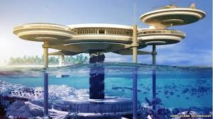 Underwater hotel rooms: Is <b>down</b> becoming the <b>new up</b>? - BBC News