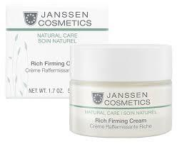 <b>Janssen Cosmetics</b> Organics Rich Firming Cream Обогащенный ...