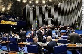 Resultado de imagem para imagem plenario do senado