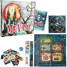 <b>Настольная игра Strateg</b> Mr. Vamp от Strateg (15653606) купить ...