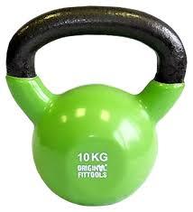 <b>Гиря</b> для кроссфита <b>Original Fit.Tools</b> FT-VKB-10 10 кг купить ...