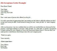 thank you letter offer acceptance  professional resume examples thank you letter offer acceptance job offer thank you letter sample thebalance related letter examples job