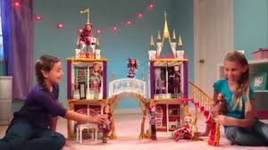 ever after high in high school castles playset ever after high ever after high 2in1 high school castles playset ever after high
