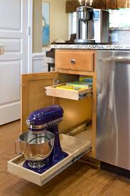 Kitchen Cabinet Slide Out How To Build Pull Out Shelves For Kitchen Cabinets Kitchen