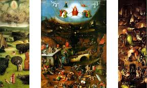 the last judgment bosch triptych