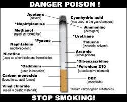 Bildergebnis für kandungan dalam rokok yang berbahaya