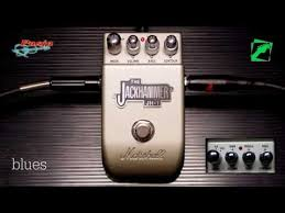 MARSHALL JH-1 Jackhammer <b>Педали</b> эффектов для ...