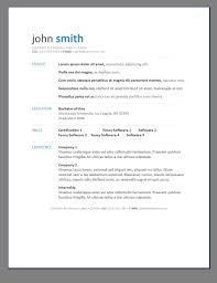 resume templates template modern cv inside  93 glamorous resume templates
