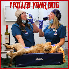 I Killed Your Dog Podcast
