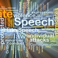 <b>Hate</b> Speech