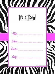 printable birthday invitations ctsfashion com printable birthday invitations