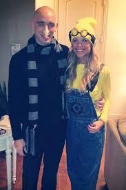 Couple Halloween costume <b>adult Despicable</b> Me Gru and Minion ...