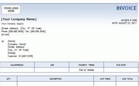 service invoices service invoice template 3