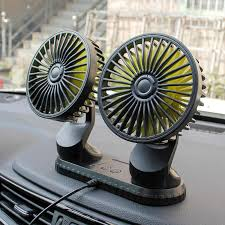 <b>Baseus Car</b> Back Seat Mini USB Foldable Silent Fan Cooler ...