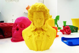 Risultati immagini per Stampante Cube 3D