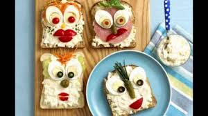 party home decor food