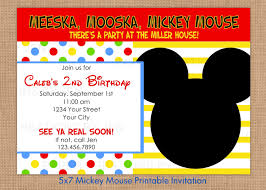 mickey mouse invitations templates anuvrat info blog page 38 of 46 mickey mouse invitations templates