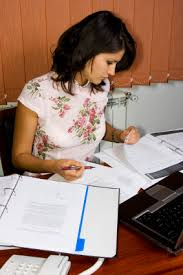 an administrative assistant multi tasking administrative assistant