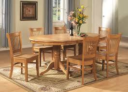 oak dining table chairs