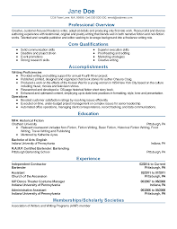 professional lance writer templates to showcase your talent resume templates lance writer