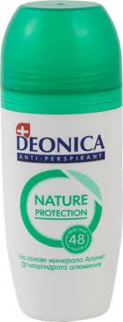 <b>Антиперспирант DEONICA Nature Protection</b> ролик – купить в ...