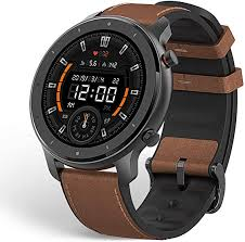 Amazfit GTR Aluminium Alloy Smartwatch,All-Day ... - Amazon.com