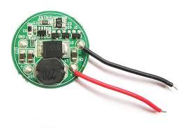 Input 12V~24V 27mm <b>LED Driver</b> For 1~<b>3PCS</b> Cree LED 10W XML ...