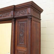 french antique hand carved armoire wardrobe antique furniture antique armoire furniture