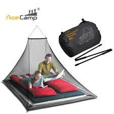 <b>AceCamp</b> Pyramid Black Mosquito Net Insect Camping Tent Net for ...